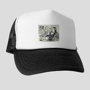Weird Words Trucker Hat