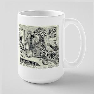 Weird Words Large Mug
