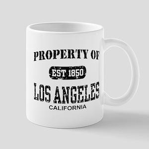 Property of Los Angeles Mug