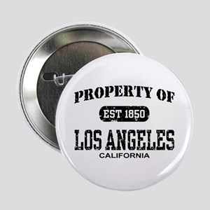 "Property of Los Angeles 2.25"" Button"