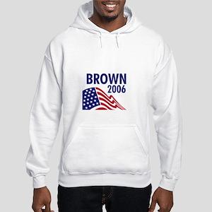 Brown 06 Hooded Sweatshirt
