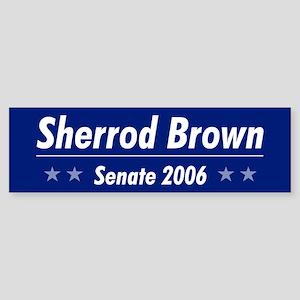 Brown 06 Bumper Sticker
