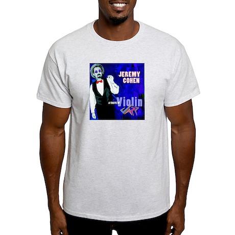Taste of Violinjazz Gray T-Shirt