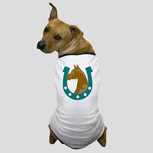 Lucky Horse Dog T-Shirt