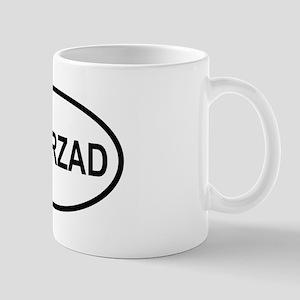 I Love Farzad Mug