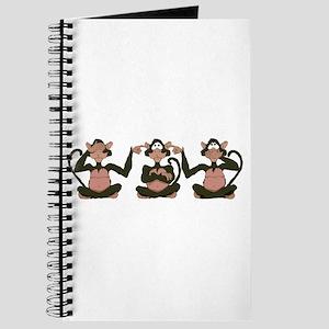 3 Monkeys! Journal