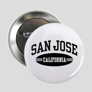 """San Jose 2.25"""" Button"""