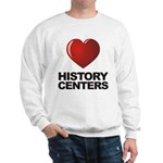 Love History Centers Sweatshirt