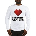 Love History Centers Long Sleeve T-Shirt