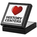 Love History Centers Keepsake Box