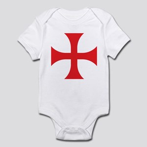 6ca51fb5f Crusader Cross Baby Clothes   Accessories - CafePress