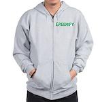 Greenify Zip Hoodie