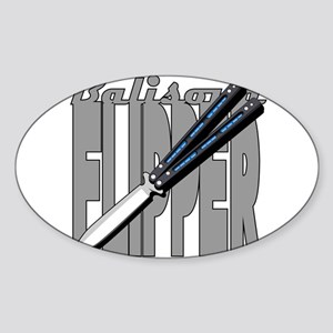 Balisong Flipper 6 Sticker