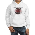 Touch me, 1st lesson's free Hooded Sweatshirt