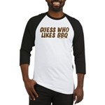 Labor Day Barbecue Baseball Jersey