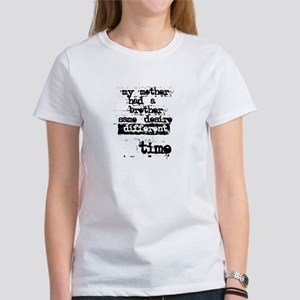 Mother Brother Desire Time Women's T-Shirt