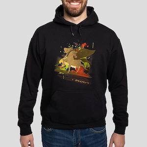 I Believe in Unicorns Hoodie (dark)