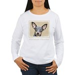 Miniature Pinscher Women's Long Sleeve T-Shirt