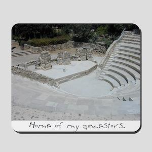 Ancient Theatre Mousepad