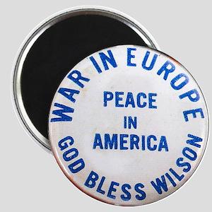 Woodrow Wilson - Magnet
