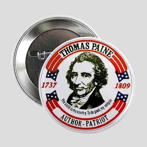 """Citizen Paine - 2.25"""" Button"""