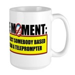 Teachable Moment Large Mug