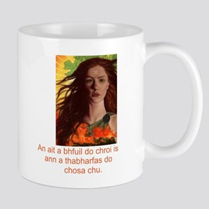 Celtic Irish Gaelic Mug