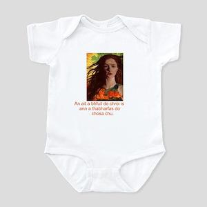 Celtic Irish Gaelic Infant Bodysuit