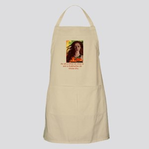 Celtic Irish Gaelic BBQ Apron