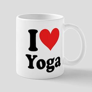 I Heart Yoga: Mug