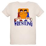 Wrestling Organic Kids T-Shirt