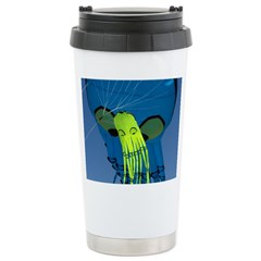 Octopus For Two Stainless Steel Travel Mug