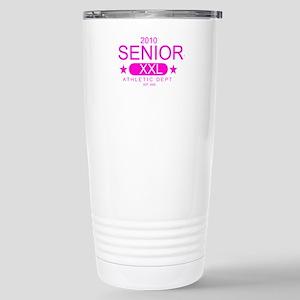 Seniors 2010 Stainless Steel Travel Mug