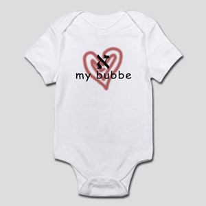 I Love My Bubbe Infant Bodysuit