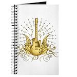 Golden Winged Guitar Journal