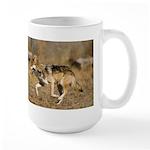 Mexican Wolf Large Mug