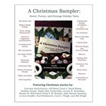 A Christmas Sampler - Small Poster