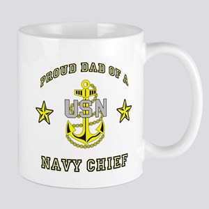 Chief Dad Mug