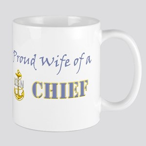 Proud Wife of a Chief Mug