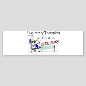 Respiratory Therapy VII Bumper Sticker