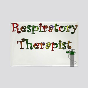 Respiratory Therapy VII Rectangle Magnet