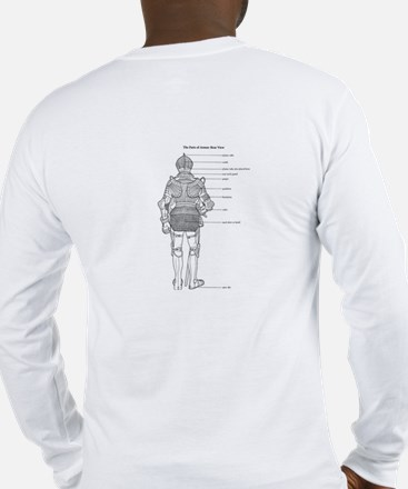 Knight in Shining Armor Long Sleeve T-Shirt