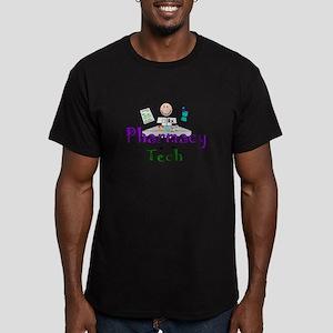 pharmacists II Men's Fitted T-Shirt (dark)