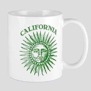 California Green Solar Energy Mug