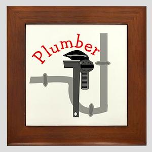 plumbers Framed Tile