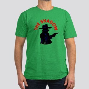 The Shadow #3 Men's Fitted T-Shirt (dark)