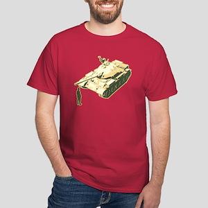 Tienanmen Tank Man Dark T-Shirt