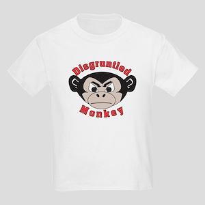 Smoking Monkey Kids Light T-Shirt
