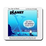 Planet of the X Mousepad