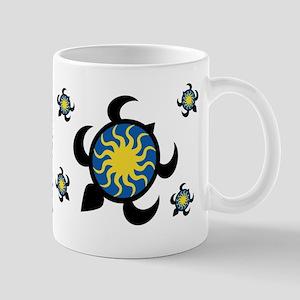 Sun Turtles Mug